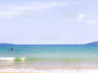 ビーチの写真・画像素材[4586601]