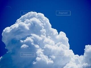 入道雲の写真・画像素材[4642359]