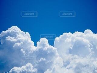 入道雲の写真・画像素材[4642360]