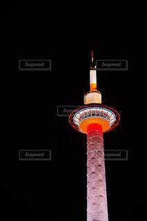 京都タワーの写真・画像素材[1119459]