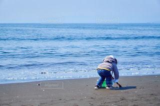 海をきれいに!の写真・画像素材[1120709]