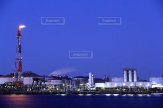 工業地帯の写真・画像素材[1122829]