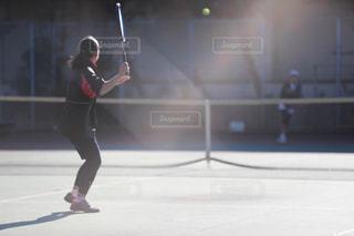 テニスの写真・画像素材[1127199]