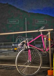 自転車🚲の写真・画像素材[1391083]