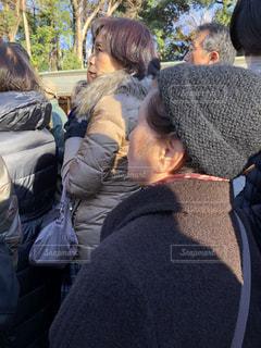待つの写真・画像素材[1677931]