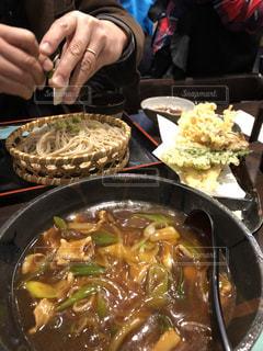 シチューと食品のボウルの写真・画像素材[1687713]