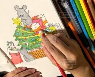 イラスト☆クリスマスの写真・画像素材[2742600]