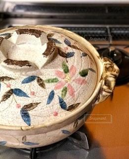 土鍋の写真・画像素材[2757574]
