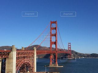 サンフランシスコのゴールデンゲートブリッジの写真・画像素材[1118681]