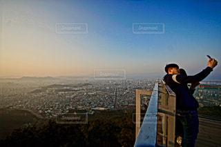 アプサン公園展望台の写真・画像素材[1120659]