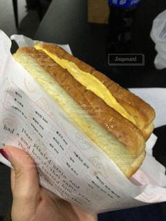 韓国トーストの写真・画像素材[1148568]