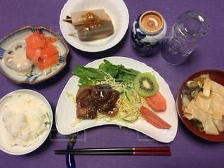食事の写真・画像素材[2018709]