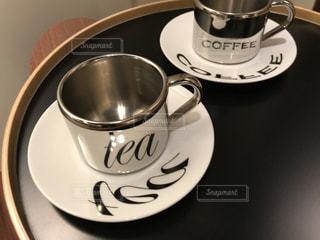 一杯のコーヒーの写真・画像素材[1121613]