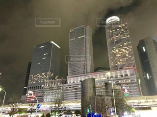 都市の夜景の写真・画像素材[1121723]