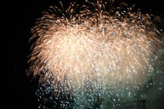 空の花火の写真・画像素材[2334141]