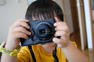 カメラ男子の写真・画像素材[2662700]