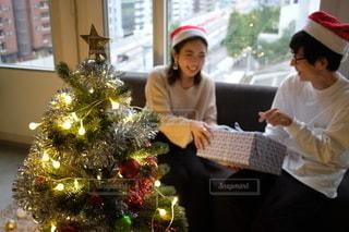 プレゼント交換の写真・画像素材[2698931]