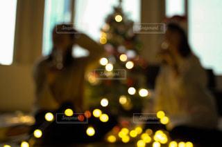 クリスマスイメージの写真・画像素材[2700134]