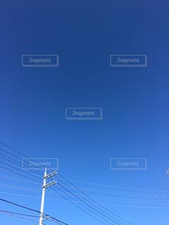 青空の写真・画像素材[1122510]
