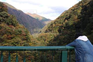 山デートの写真・画像素材[1023467]