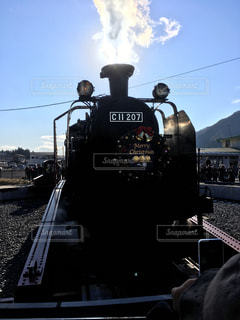 SL 鬼怒川の写真・画像素材[1123092]