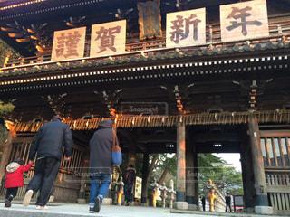 誕生寺の写真・画像素材[1123724]