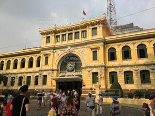 サイゴン中央郵便局の写真・画像素材[1129665]
