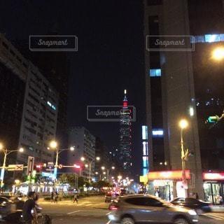 夜景の写真・画像素材[36360]