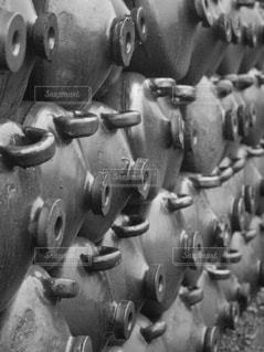 酒蔵の甕の写真・画像素材[1126925]