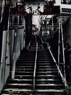 熱海の階段の写真・画像素材[1401315]