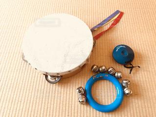 レトロなおもちゃ楽器の写真・画像素材[1139292]