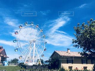 ソレイユの丘の観覧車の写真・画像素材[1275962]