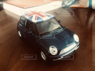 子どものおもちゃの車の写真・画像素材[2732952]