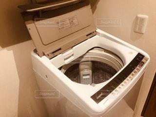 縦型洗濯機の写真・画像素材[3172315]