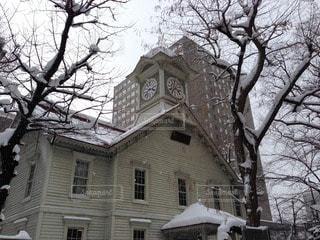 札幌時計台の写真・画像素材[55513]