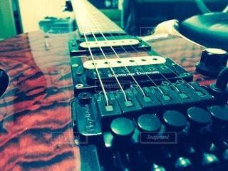 ギターの写真・画像素材[36818]