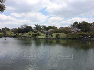 水前寺公園の写真・画像素材[2047824]
