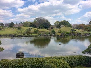 水前寺公園の写真・画像素材[2047825]