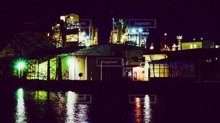 第2弾工場のライトアップの夜景撮影✨ - No.1128077