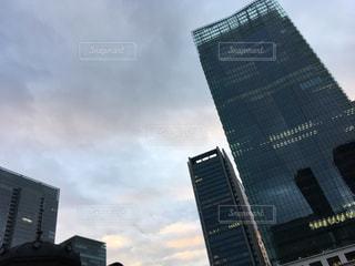 都市の高層ビルの写真・画像素材[1660926]