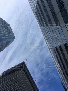 背の高い建物の写真・画像素材[1662857]