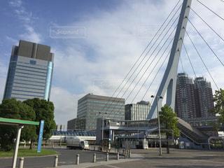 都市の高層ビルの写真・画像素材[1682608]
