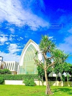 沖縄のよくある風景の写真・画像素材[4418582]