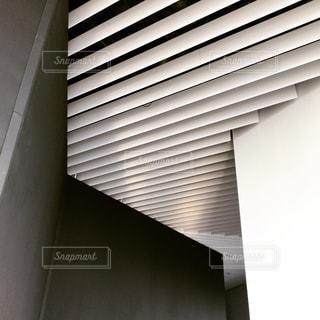 見たことない天井の写真・画像素材[1237551]