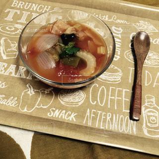 脂肪燃焼スープの写真・画像素材[1127483]