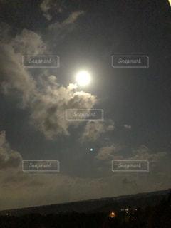 空には雲のグループ - No.1154213