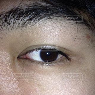 目の写真・画像素材[1143328]