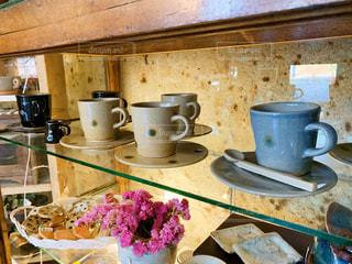 コーヒーカップの写真・画像素材[1804700]