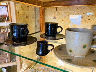 コーヒーカップの写真・画像素材[1804701]
