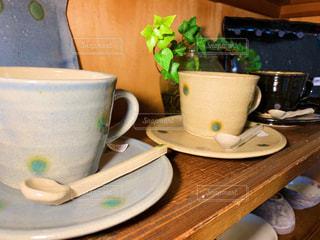 コーヒー カップの写真・画像素材[1804702]